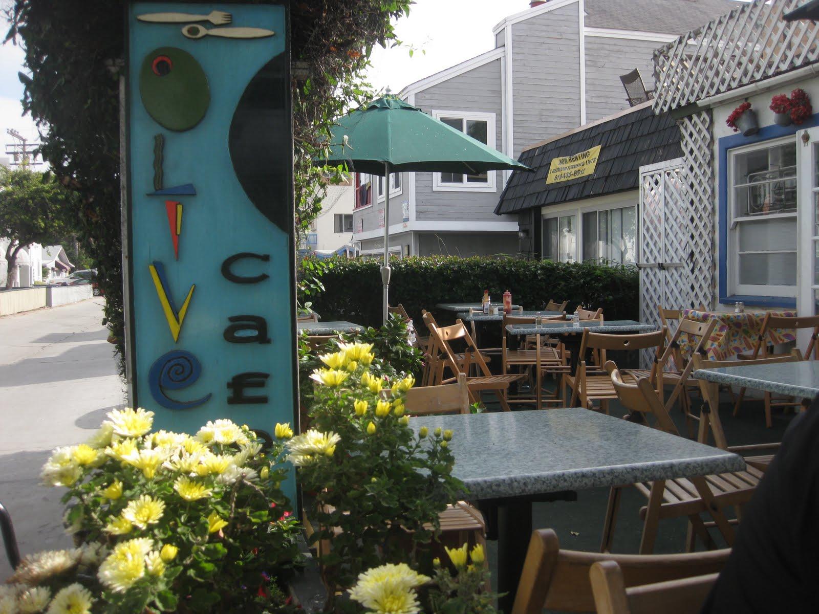 Mission Beach Olives Cafe