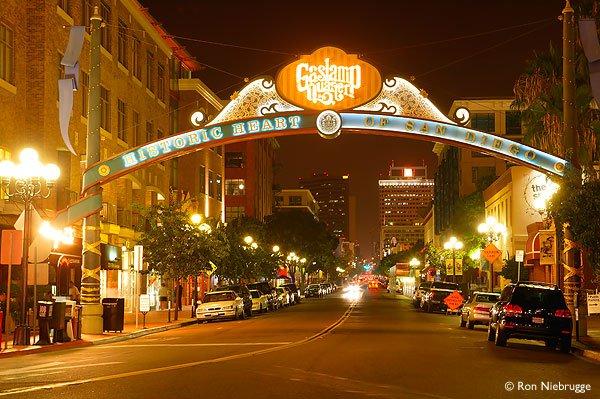 Classic San Diego