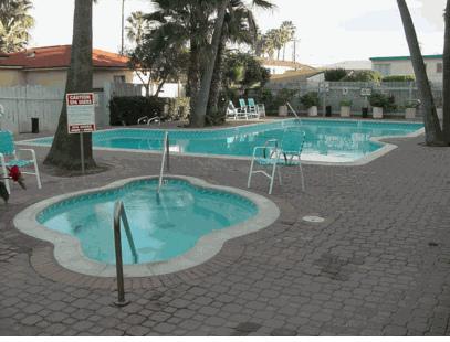 pool jacuzzi and sauna